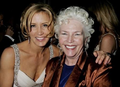 Fionnula & Felicity Huffman @ Weinstein Co. Golden Globe Party - 2006