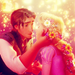 Flynn and Rapunzel Icon