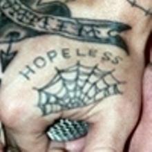 Frankies tatoo