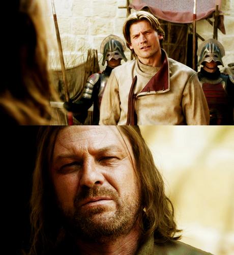 Ned & Jaime