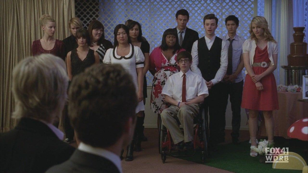 Glee 1x21 - Funeral - glee