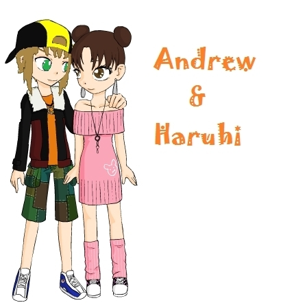 Haruhi and Andrew
