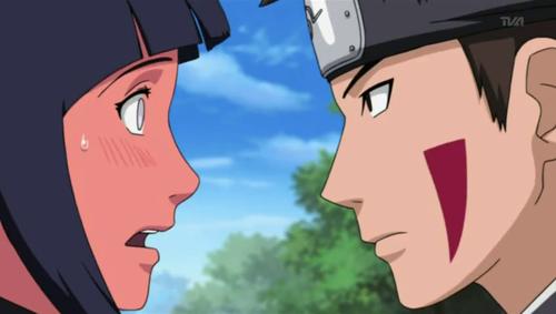 Hinata and Kiba