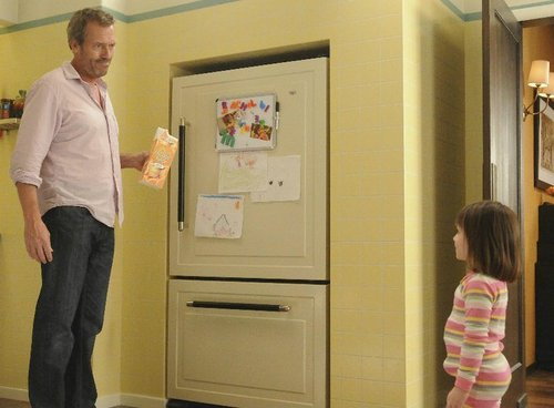 "House and Rachel ""Unplanned Parenthood"""