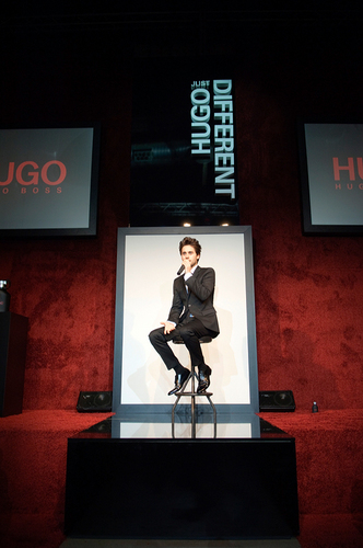 "Hugo Boss ""Just Different"" Fragrance"