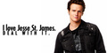 I Amore Jesse St. James. Deal with it.
