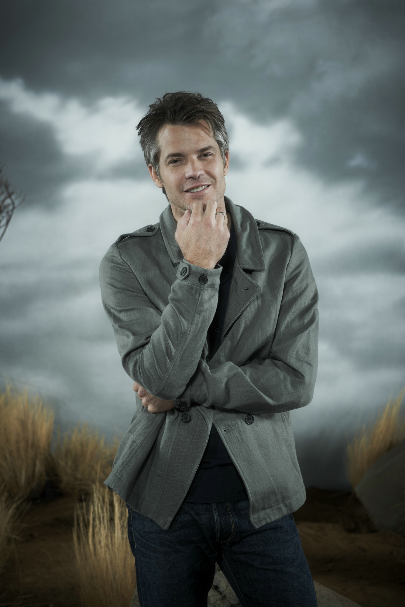 Timothy Olyphant Afbeeldingen I Am Number Four Promo Hd Achtergrond