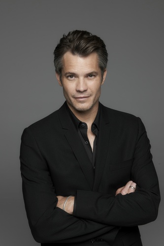 Timothy Olyphant wallpaper containing a business suit and a suit titled I am number four Promo