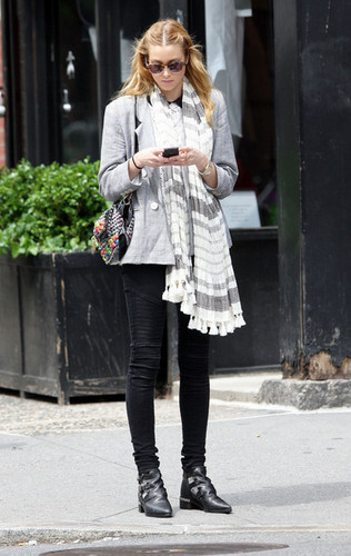 In New York | May 19, 2011.