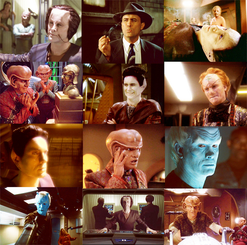 Jeffrey Combs - Star Trek Characters