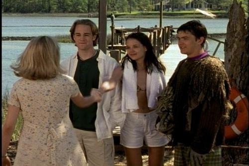 Jen & Joey meeting