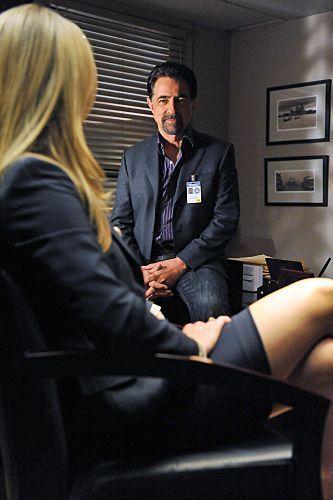 "Jennifer ""JJ"" Jareau wallpaper with a business suit, a suit, and a well dressed person entitled Jennifer Jareau 6x24"