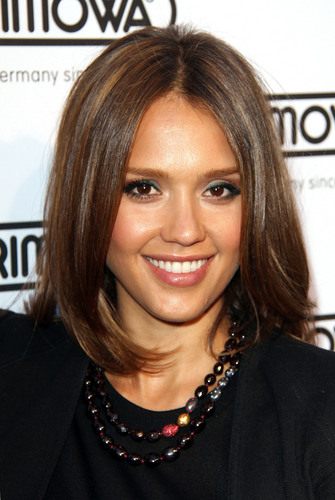 Jessica Alba at the RIMOWA Rodeo Drive Store Opening – May 16, 2011