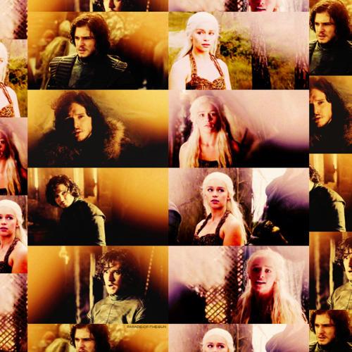 Jon & Daenerys <3