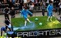Kaka at the Predator boot launch in London