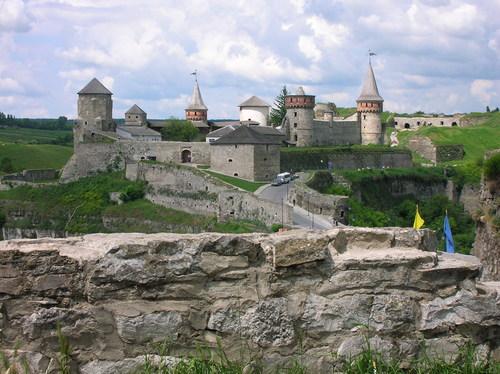 Kamyanets-Podilsky ngome