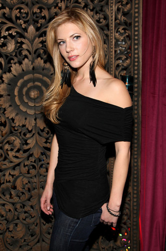 Katheryn Winnick @ the 'Cold Souls' Party @ the 2009 Sundance Film Festival