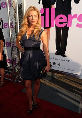 Katheryn Winnick @ the Premiere of 'Killers'