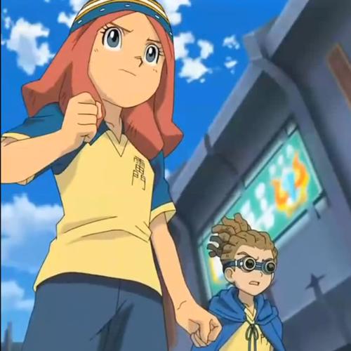 Kidou and Touko?