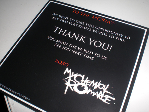 Killjoys make some Noise! - mcrmy Photo