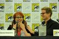 Kirsten Vangsness and  Barrett Foa - kirsten-vangsness photo