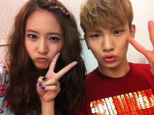 Krystal and Key