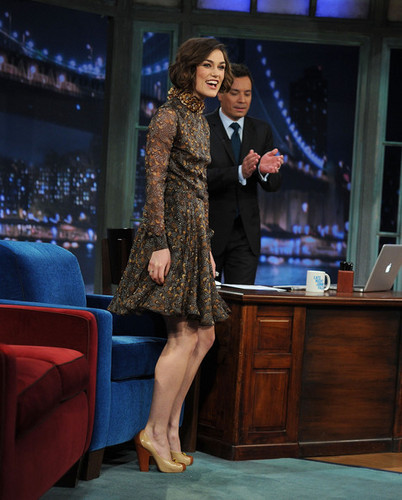 Late Night With Jimmy Fallon | May 10, 2011.