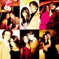 Lea Michele & Jonathon Groff