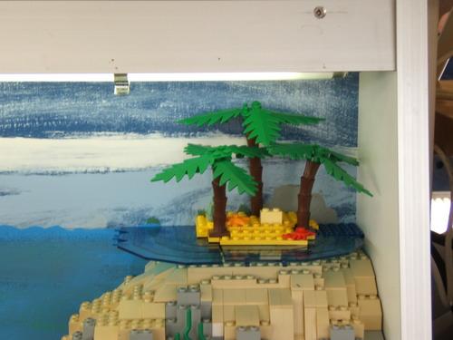 Lego Sponge City