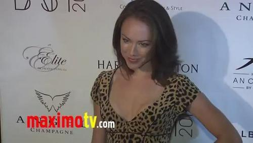 Lindsey McKeon at The Bash 2011 Charity Event سے طرف کی LA Teens
