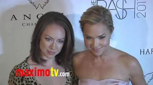 Lindsey McKeon at The Bash 2011 Charity Event por LA Teens