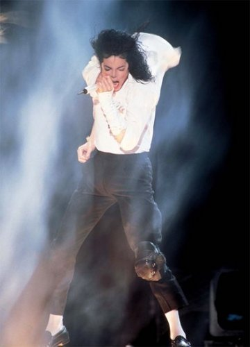 爱情 U Michael Jackson 4 Ever <3 [= ( Dangerous Tour ) <3 =D