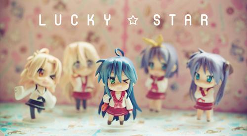 Lucky Star!