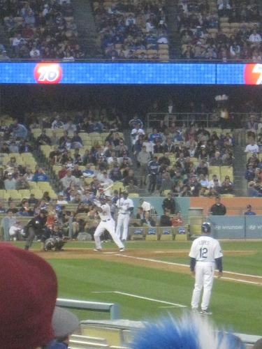 Los Angeles Dodgers images Matt Kemp at the Plate 5/16/11 ...