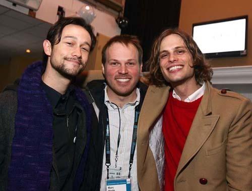 Matthew, Joseph, and Marc