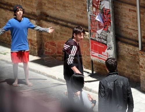 Messi in add(photos)
