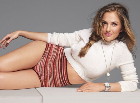 minka kelly fondo de pantalla possibly containing a leotard and tights titled Minka Kelly♥