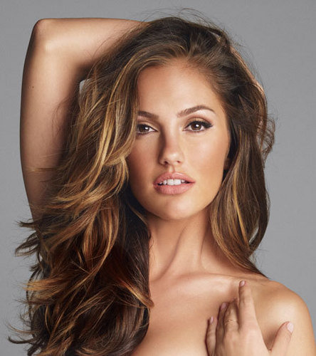 Minka Kelly wallpaper with a portrait and skin titled Minka Kelly♥