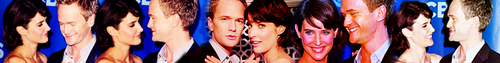 Neil and Cobie banner