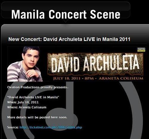 New David pics :)