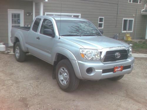 New truck!