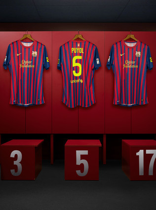 siguiente year's kit