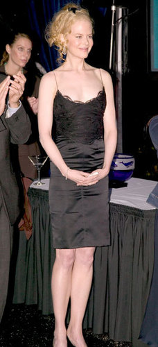 Nicole Kidman wallpaper probably with a cocktail dress entitled Nicole at Oceana Charity Event