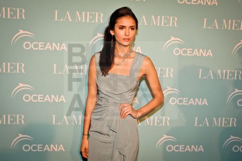Nina Dobrev La Mer and Oceana 5-18-2011 NYC
