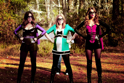 Haley, Brooke & Quinn <3