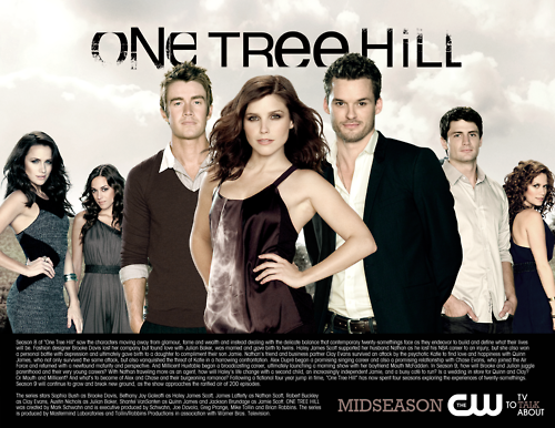 One Tree Hill - 9 Season Official Poster