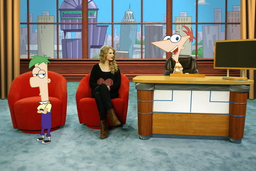 Phineas and Ferb Stills