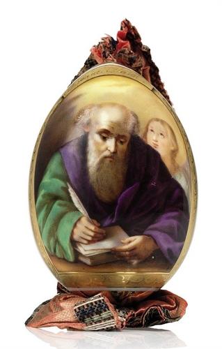 Precious Russian 도자기 Easter Eggs