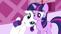 Rarity and Twilight