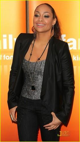 Raven Symone: ABC Upfronts with Majandra Delfino!